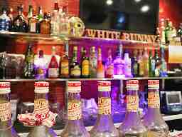 Sweets&Bar White Bunny