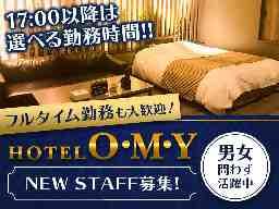 HOTEL O・M・Y