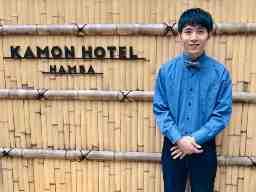 KAMON HOTEL NAMBA