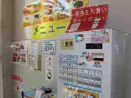 大阪北郵便局食堂