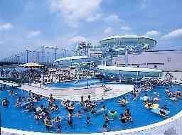 ベルサンピアみやぎ泉 夏季プール
