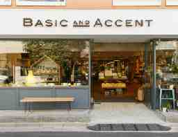 BASIC AND ACCENT 仙台パルコ