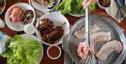 サムギョプサルのおいしいお店 ぶた韓 朝日店