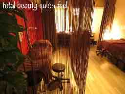 Total beauty salon feel