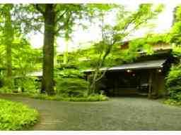 亀の井別荘 鍵屋