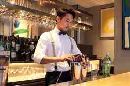 カルチャーの発信地渋谷でラグジュアリーなヨーロッパレストラン内のBAR バーテンダー アルバイト