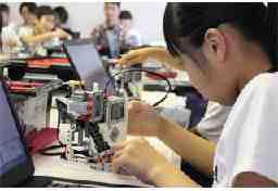 ロボット科学教育crefus ひたちなか校