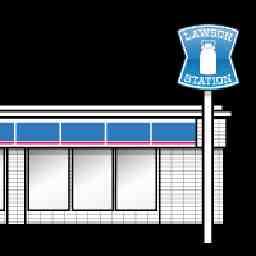 1ローソン清水横砂店