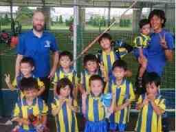OMY株式会社 YUASAサッカークラブ