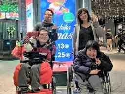 特定非営利活動法人障害者生活支援センターてごーす