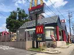 マクドナルド 1号線豊明店
