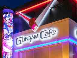 GUMDAM Cafe 大阪道頓堀店