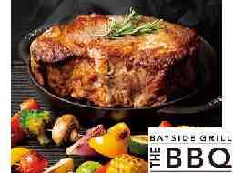 BAYSIDE GRILL THE BBQ MOP横浜ベイサイド