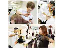Hair Salon 美粧館 針中野店