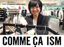 COMME CA ISM  富山ファボーレ