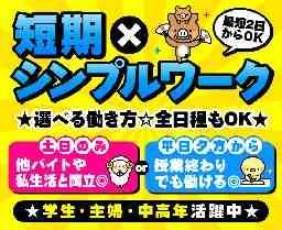 KDDIエボルバ 大阪短期・単発係