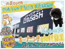 ホームセンタームサシ ペットショップセシル 久喜菖蒲店