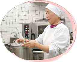 石本商事株式会社 新潟南病院内の厨房