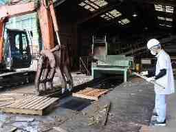 名古屋港木材倉庫株式会社 生木破砕工場