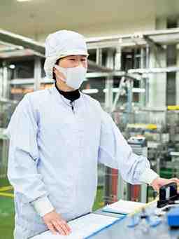 麒麟麦酒株式会社 岡山工場