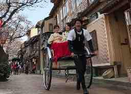 金沢観光人力車 浪漫屋