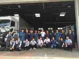 富士運輸株式会社 奈良整備工場