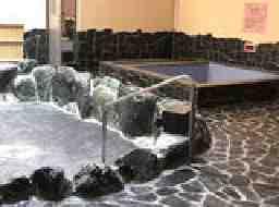 旭サンモール内温泉施設