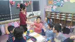 花まる学習会 あづまの幼稚園教室