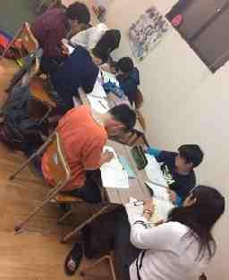 花まる学習会 二俣川教室