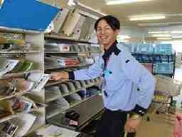 日本郵便株式会社 足利郵便局 <年賀郵便物の区分><局前で年賀はがきの引受>