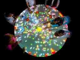 キャナルシティ博多 チームラボアイランド -学ぶ 未来の遊園地-