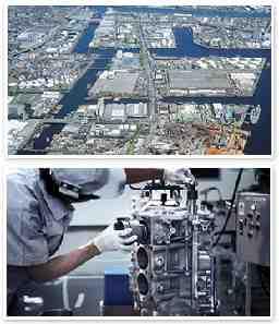 日産自動車株式会社 横浜工場