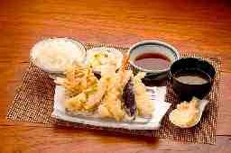 天ぷら定食まきの イオンモール大阪ドームシティ店