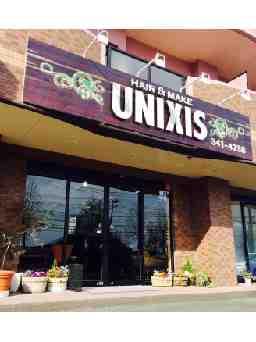 HAIR&MAKE UNIXIS 泉店