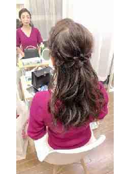 1200円ヘアセット ヘアセット着付け専門店 hair set salon Sunny