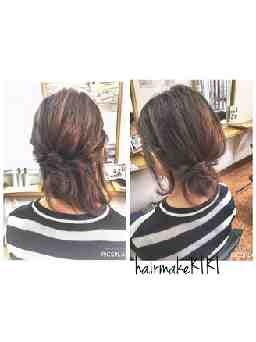 hair make KIKI