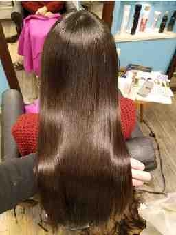 Paragon hair
