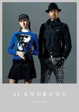 St ANDREWS/セントアンドリュース博多阪急店