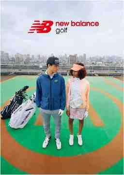 New Balance golf/ニューバランスゴルフ 梅田阪神店