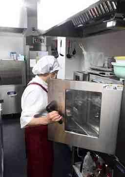 株式会社清島食品 福祉施設内厨房 将監殿