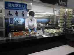 トヨタ自動車本社工場内食堂