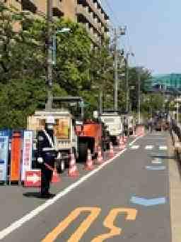 株式会社第一警備東京 百合ヶ丘駅周辺エリア