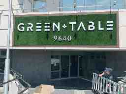 GREEN TABLE 9640