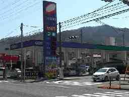 北日本石油株式会社 上中島給油所