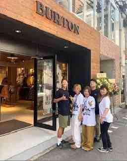 Burton Flagship Store Osaka