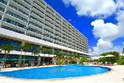 サザンビーチホテル&リゾート沖縄 客室管理スタッフ