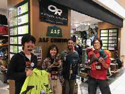 A&F カントリー ALBi大阪店