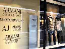 ARMANI FACTORY STORE 神戸三田プレミアム・アウトレット