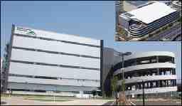 エム・シー・ヘルスケア 関東物流センター オフィス