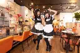 黒猫メイド魔法カフェ大阪本店